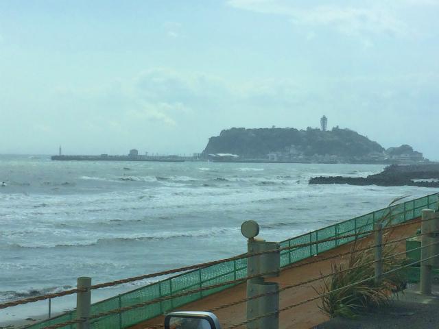 海が見たくなった・・・・