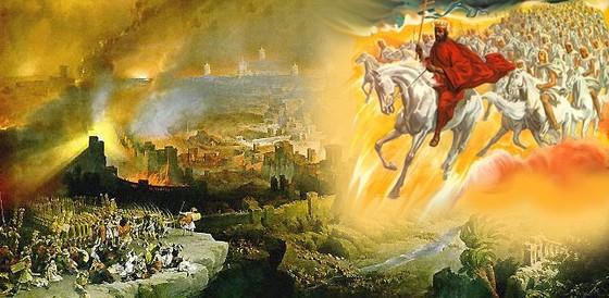 「人の子の再臨は紀元70年に起きた」と再建主義者