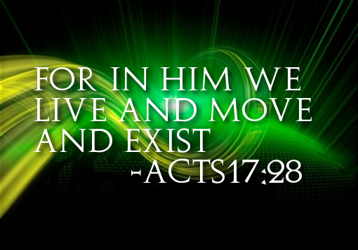 YHWHのうちに生きる