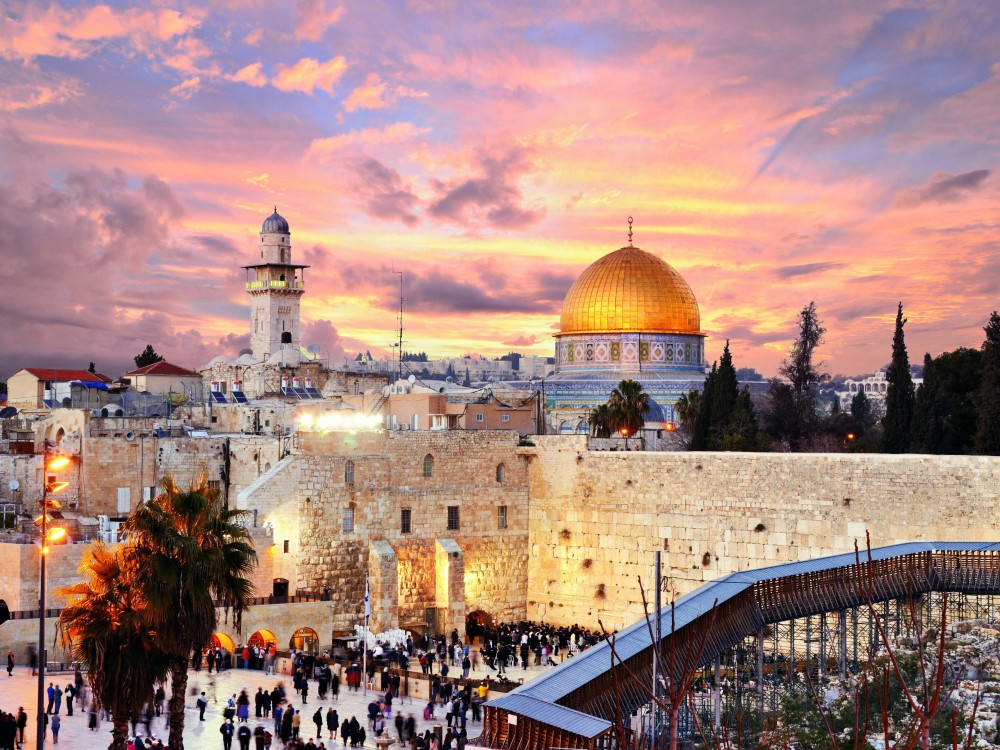 2017年エルサレム首都宣言とダニエル預言最後の1週開始の可能性