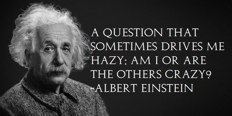 アインシュタインいわく、どちらが狂ってる?:レムナントの幸い