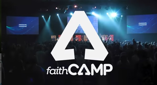 英国Kingdom FaithのFaith Camp 2018に参加します