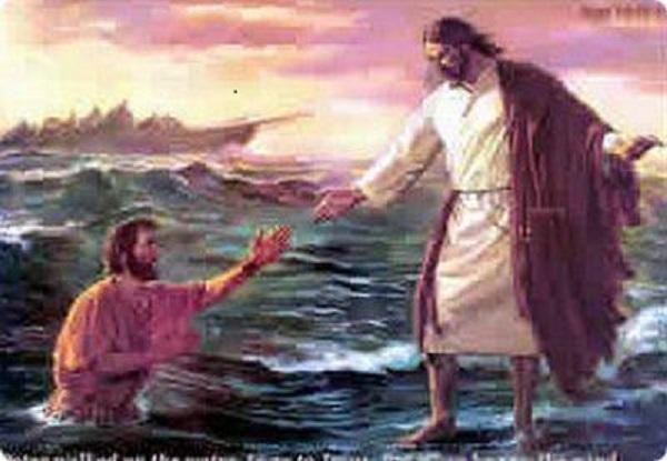 御言葉は神のフェイスの実体と告白