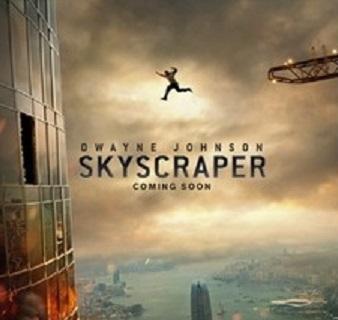 Dr.Lukeの一言映画評:『スカイスクレイパー』