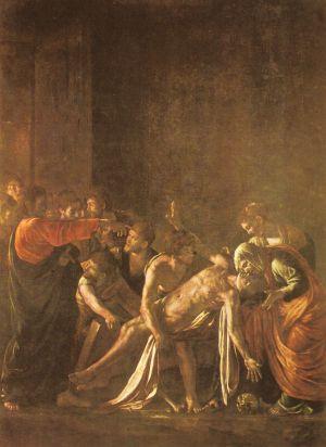 霊的サブスタンスと五感の経験-ラザロの蘇生-